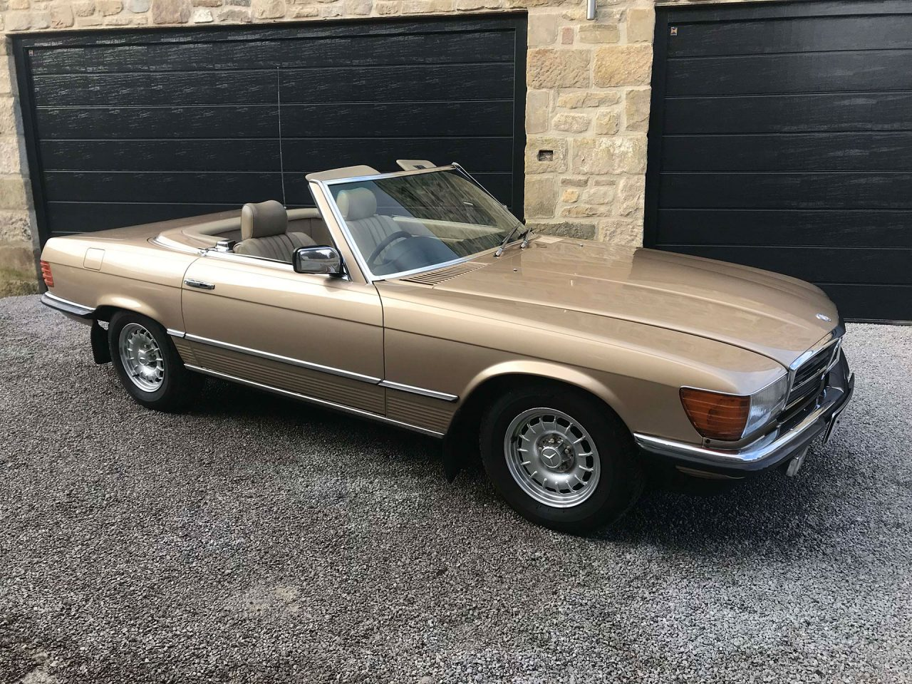 Mercedez Benz 280 SL