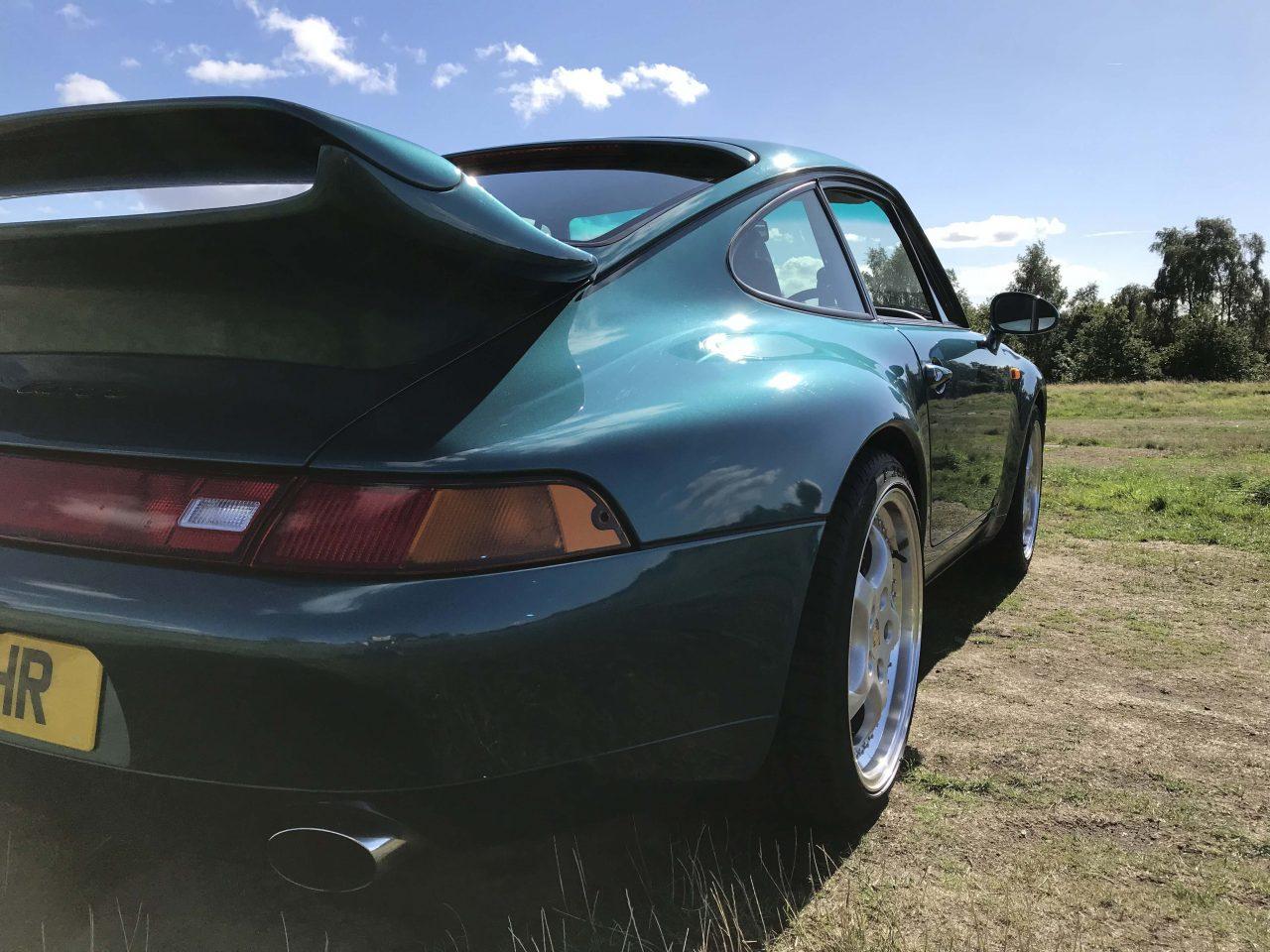 Porsche 911 993 C2 Tiptronic