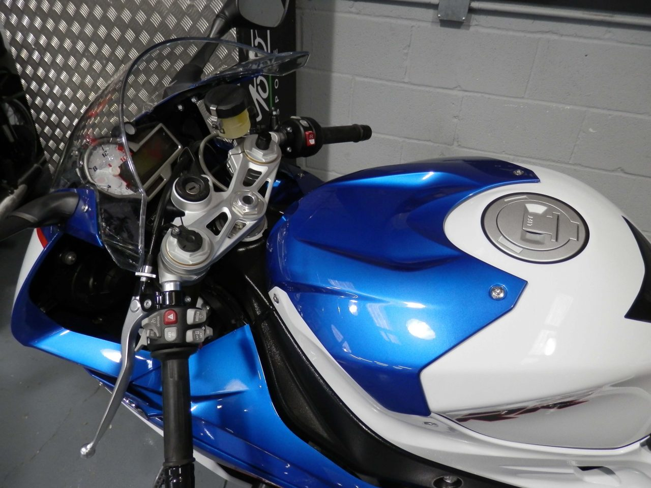 BMW S 1000 RR super sport