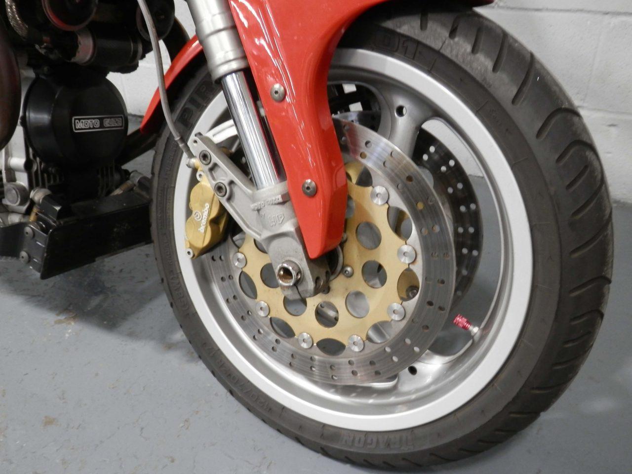 Moto Guzzi 1100 Sport Injection